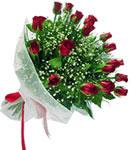 Ardahan internetten çiçek satışı  11 adet kirmizi gül buketi sade ve hos sevenler