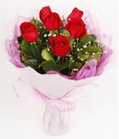 9 adet kaliteli görsel kirmizi gül  Ardahan çiçek gönderme