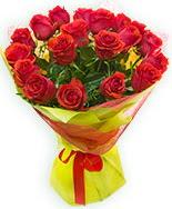 19 Adet kırmızı gül buketi  Ardahan çiçek siparişi vermek