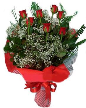 7 kırmızı gül buketi  Ardahan çiçek servisi , çiçekçi adresleri