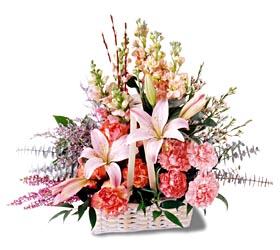 Ardahan çiçek siparişi sitesi  mevsim çiçekleri sepeti özel tanzim