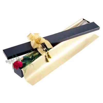 Ardahan uluslararası çiçek gönderme  tek kutu gül özel kutu