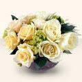 Ardahan güvenli kaliteli hızlı çiçek  9 adet sari gül cam yada mika vazo da  Ardahan İnternetten çiçek siparişi