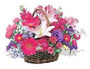 küçük karisik özel sepet   Ardahan çiçek online çiçek siparişi