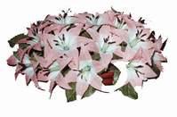 yapay karisik çiçek sepeti   Ardahan çiçekçi mağazası