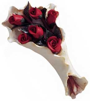 6 adet sadece gül buket   Ardahan çiçek gönderme sitemiz güvenlidir