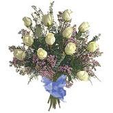 bir düzine beyaz gül buketi   Ardahan çiçek gönderme sitemiz güvenlidir