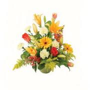 karisik renkli çiçekler tanzim   Ardahan çiçek gönderme sitemiz güvenlidir