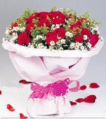 Ardahan internetten çiçek satışı  12 ADET KIRMIZI GÜL BUKETI