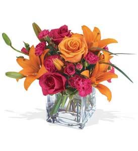 Ardahan çiçek mağazası , çiçekçi adresleri  cam içerisinde kir çiçekleri demeti