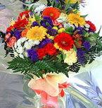 Ardahan hediye çiçek yolla  karma büyük ve gösterisli mevsim demeti