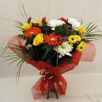 Ardahan hediye çiçek yolla  Karisik mevsim demeti