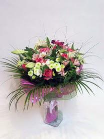Ardahan hediye çiçek yolla  karisik mevsim buketi mevsime göre hazirlanir.