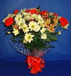Ardahan hediye çiçek yolla  kir çiçekleri buketi mevsim demeti halinde