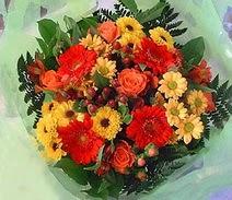 Ardahan ucuz çiçek gönder  sade hos orta boy karisik demet çiçek