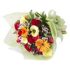karisik mevsim buketi   Ardahan online çiçekçi , çiçek siparişi