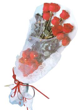 11 adet kirmizi güller buket tanzimi   Ardahan çiçek siparişi sitesi