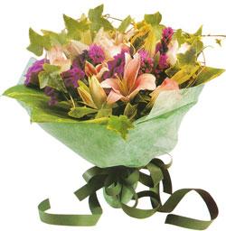 karisik mevsim buketi anneler günü ve sevilenlere  Ardahan çiçekçi mağazası