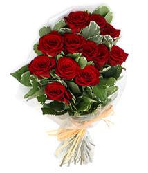 Ardahan çiçek yolla , çiçek gönder , çiçekçi   9 lu kirmizi gül buketi.