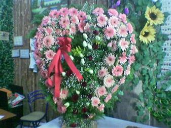 Ardahan çiçek gönderme  SEVDIKLERINIZE ÖZEL KALP PANO