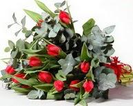 Ardahan çiçek satışı  11 adet kirmizi gül buketi özel günler için