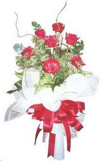 Ardahan çiçek siparişi sitesi  7 adet kirmizi gül buketi