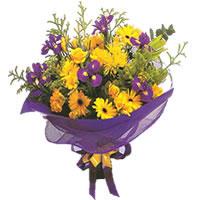 Ardahan çiçek gönderme sitemiz güvenlidir  Karisik mevsim demeti karisik çiçekler