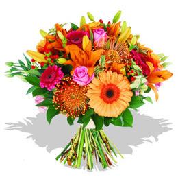 Ardahan çiçekçi telefonları  Karisik kir çiçeklerinden görsel demet