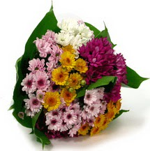 Ardahan çiçekçi telefonları  Karisik kir çiçekleri demeti herkeze