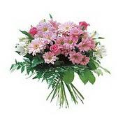 karisik kir çiçek demeti  Ardahan çiçek satışı