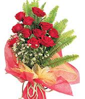11 adet kaliteli görsel kirmizi gül  Ardahan çiçek satışı