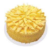 Muzlu pasta 4 ile 6 kisilik yas pasta  Ardahan çiçekçi telefonları