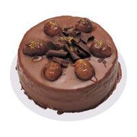 Kestaneli çikolatali yas pasta  Ardahan çiçek , çiçekçi , çiçekçilik