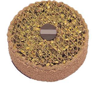 Krokanli 4 ile 6 kisilik yas pasta leziz  Ardahan çiçek gönderme