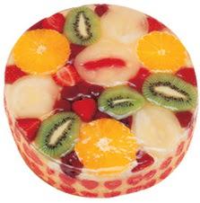 Meyvali 4 ile 6 kisilik yas pasta leziz  Ardahan hediye çiçek yolla