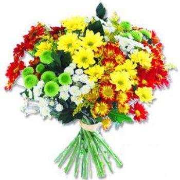 Kir çiçeklerinden buket modeli  Ardahan online çiçek gönderme sipariş