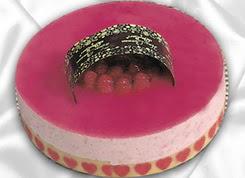 pasta siparisi 4 ile 6 kisilik yas pasta framboaz yaspasta  Ardahan güvenli kaliteli hızlı çiçek