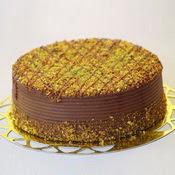 sanatsal pastaci 4 ile 6 kisilik krokan çikolatali yas pasta  Ardahan cicek , cicekci