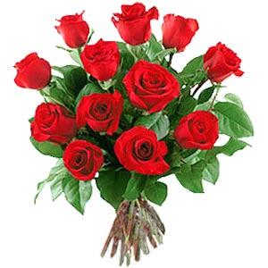 11 adet bakara kirmizi gül buketi  Ardahan güvenli kaliteli hızlı çiçek