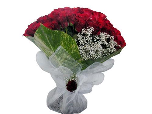 25 adet kirmizi gül görsel çiçek modeli  Ardahan çiçek servisi , çiçekçi adresleri
