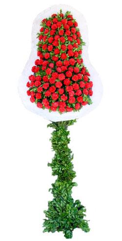 Dügün nikah açilis çiçekleri sepet modeli  Ardahan İnternetten çiçek siparişi