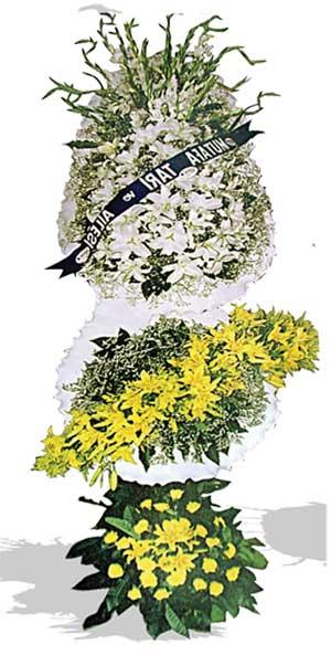 Dügün nikah açilis çiçekleri sepet modeli  Ardahan çiçek , çiçekçi , çiçekçilik