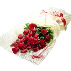Çiçek gönderme 13 adet kirmizi gül buketi  Ardahan çiçek satışı
