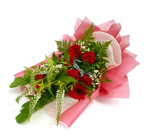 Karisik çiçek buketi mevsim buket  Ardahan çiçek siparişi sitesi