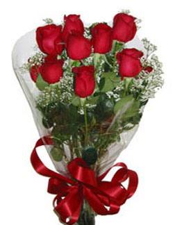 Çiçek sade gül buketi 7 güllü buket  Ardahan online çiçek gönderme sipariş