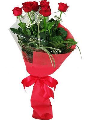 7 adet kirmizi gül buketi  Ardahan çiçek yolla , çiçek gönder , çiçekçi