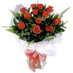 Ardahan çiçek , çiçekçi , çiçekçilik  9 adet güzel bir gül buketi