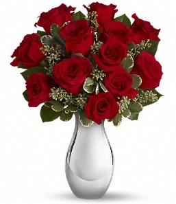 Ardahan çiçek siparişi vermek   vazo içerisinde 11 adet kırmızı gül tanzimi