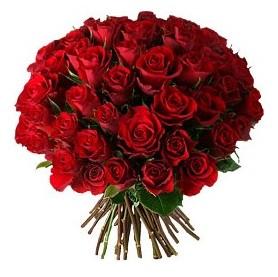Ardahan çiçek , çiçekçi , çiçekçilik  33 adet kırmızı gül buketi