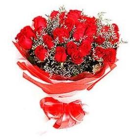 Ardahan çiçek mağazası , çiçekçi adresleri  12 adet kırmızı güllerden görsel buket